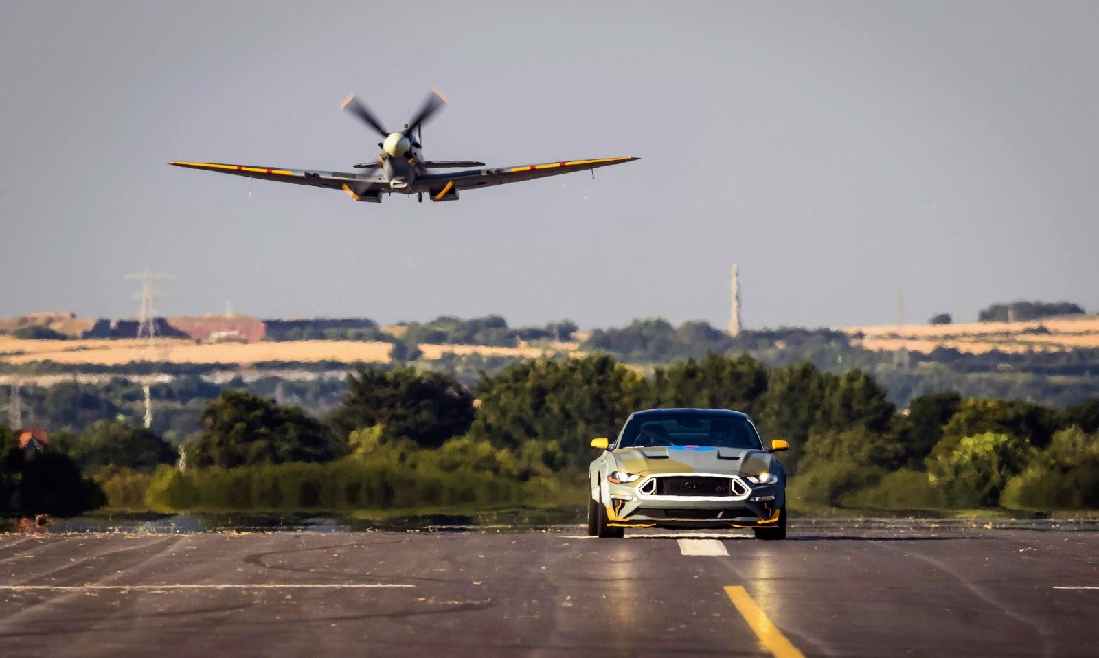 Eagle Mustang Raises 420000 At Charity Auction Theautoeu