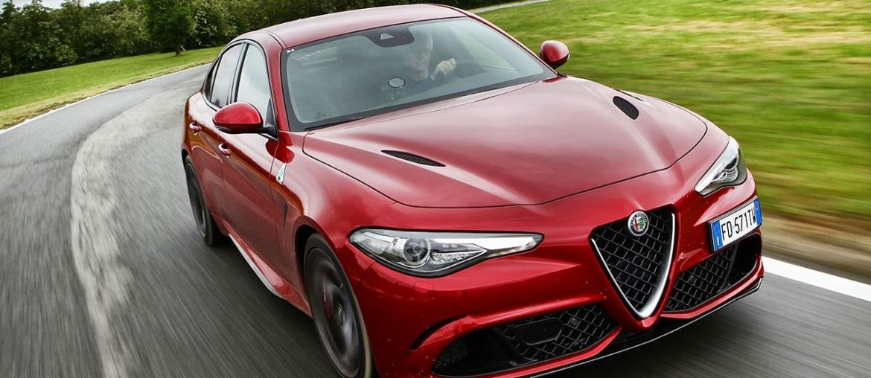 Alfa Romeo Giulia Quadrifoglio wins 'Sport Auto Award 2018'
