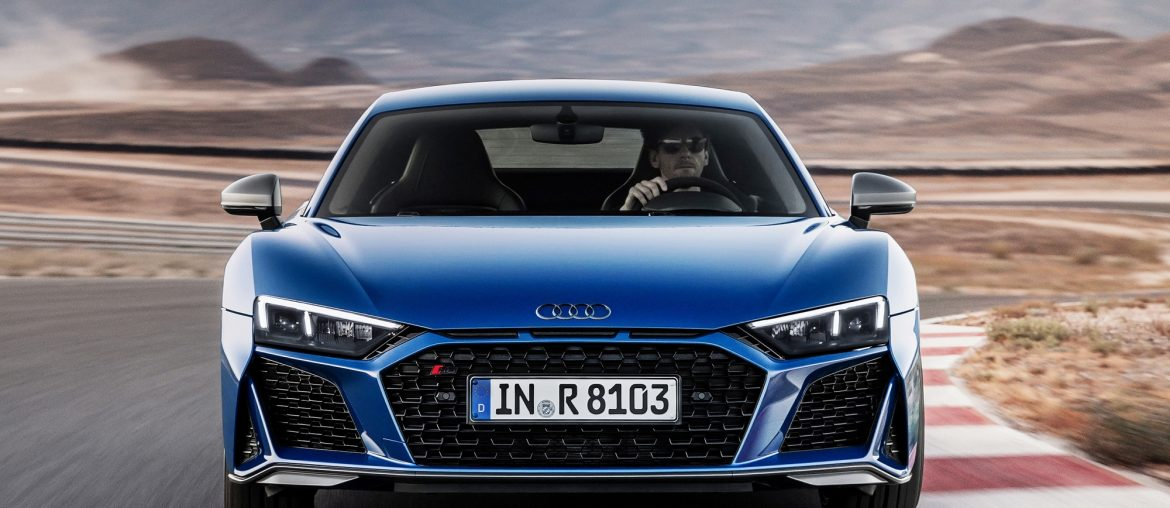 """Audi R8 got the """"Editor's Choice Award"""" in the United States"""