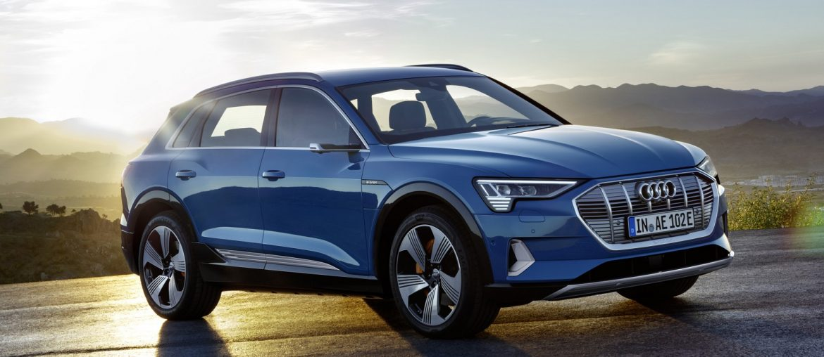 """Audi e-tron is SUV of the Year: Best of the Best"""" award in Spain"""