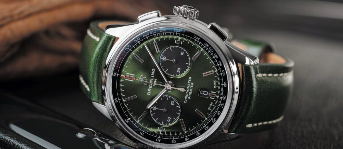 Bentley and Breitling – the renewal of long-standing partnership