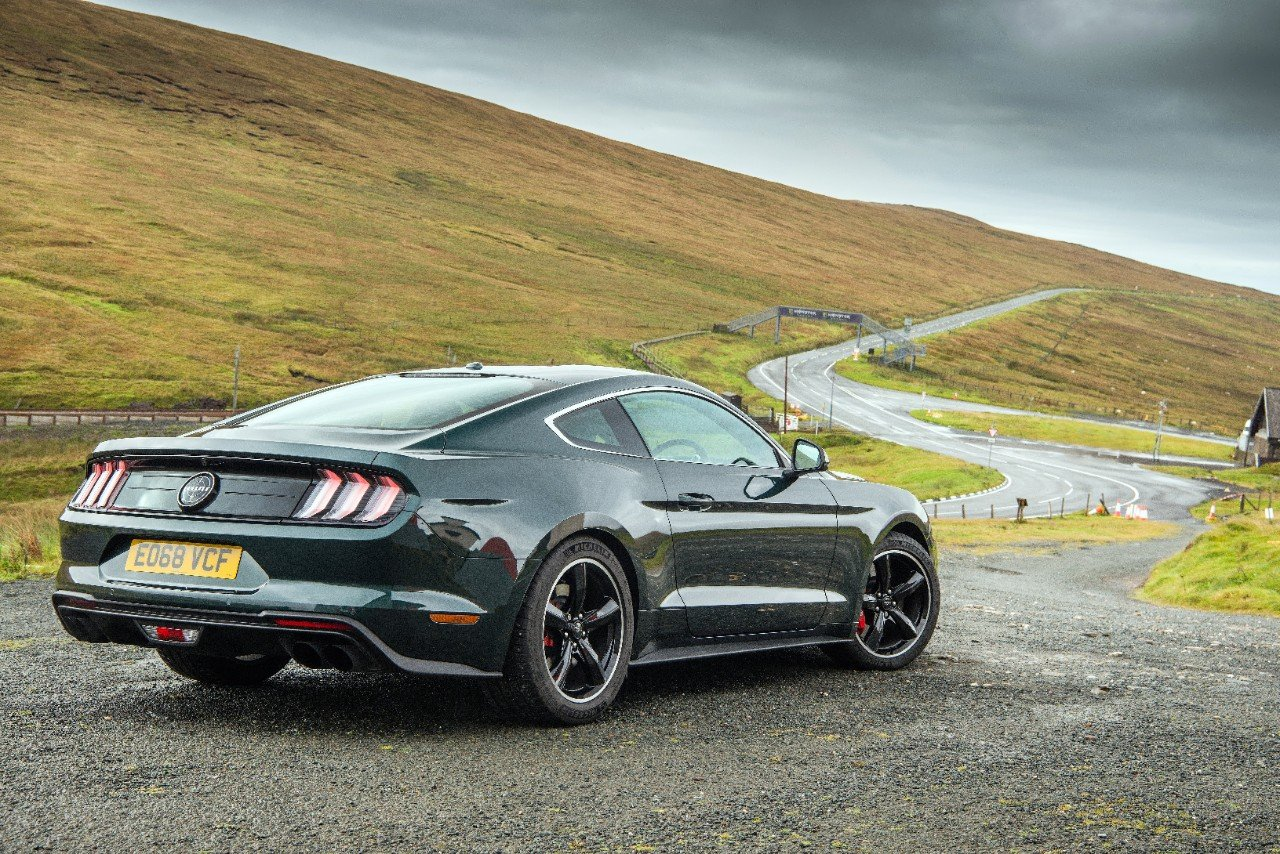 Ford mustang bullet no limits on the worlds most iconic