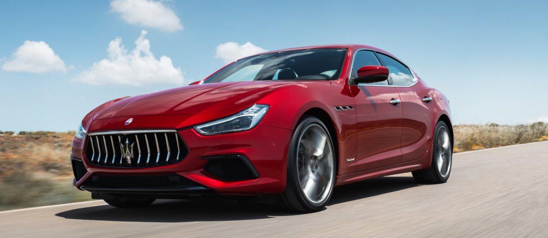 Maserati Ghibli Diesel wins 'sport auto' AWARD 2018