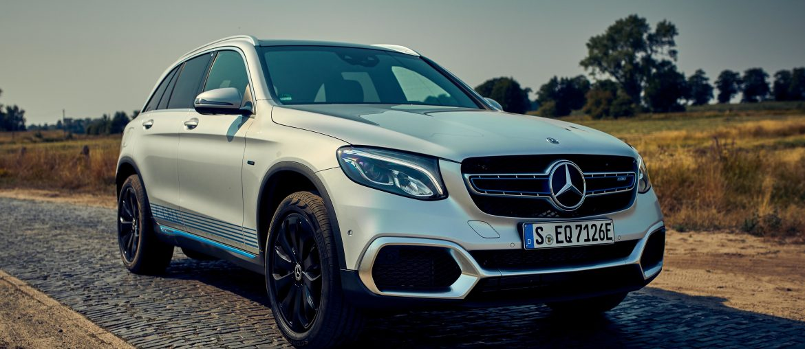 Mercedes-Benz GLC F-CELL – world's first electric vehicle combining fuel cell and plug-in hybrid technology