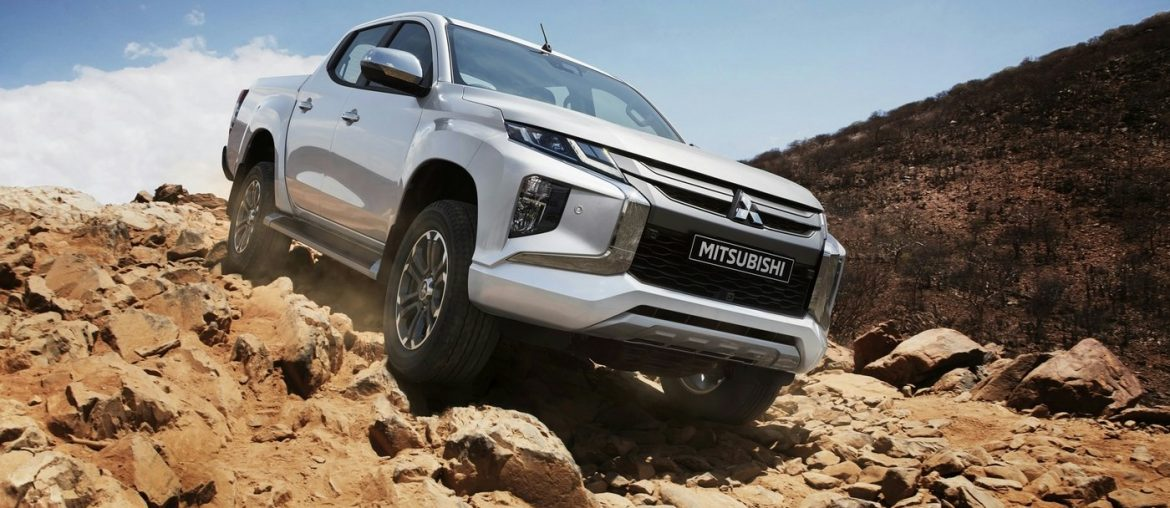 The new Mitsubishi L200 – World debut of the next generation