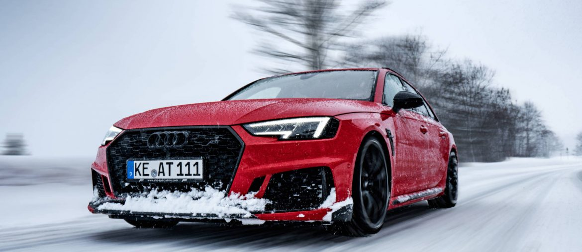 The new ABT RS4+ – Limited special edition with up to 530 hp