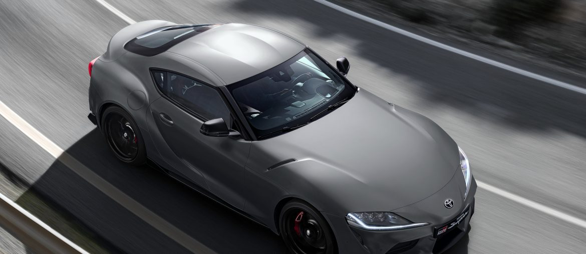 The Legend returnes: New Toyota Supra in World premiere at 2019 NAIAS in Detroit