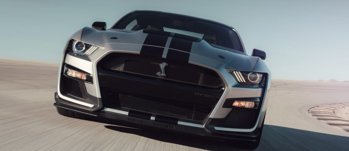THe all-new Shelby GT500 – Most powerful Ford ever