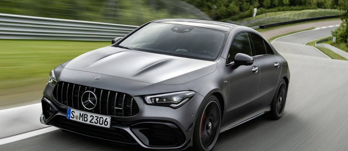 The new Mercedes-AMG A 45 4MATIC+ and CLA 45 4MATIC+: The super-sportscars in the compact class