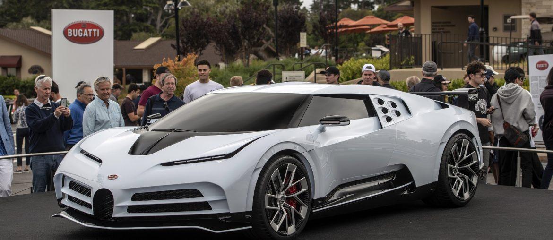CENTODIECI – The new Bugatti Hyper Sports Car