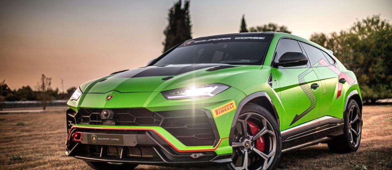 Lamborghini presents two world preview in Jerez