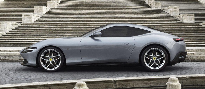 Ferrari Roma – World premiere in Rome