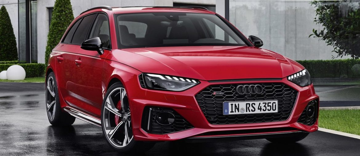 The new Audi RS 4 Avant: Update for the powerful wagon
