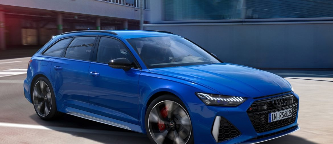 Audi RS: exclusive anniversary package for 25 years for high-performance models