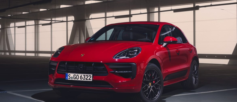 Porsche Macan GTS – distinctly sporty model