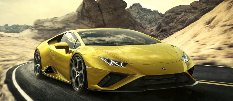 New Lamborghini Huracán EVO Rear-Wheel Drive: Total control of sheer driving fun