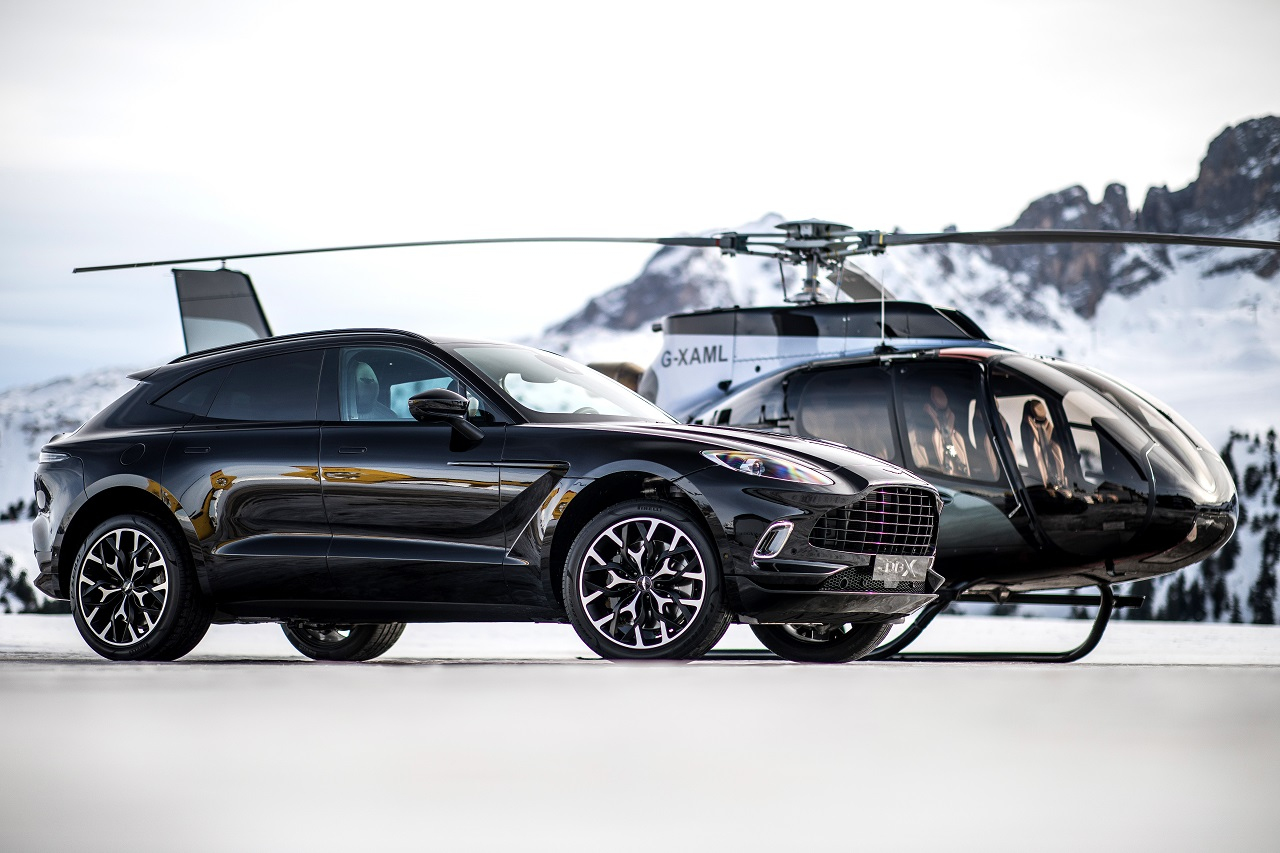 Airbus Teams Up With Aston Martin To Launch The Ach130 Aston Martin Edition Theauto Eu
