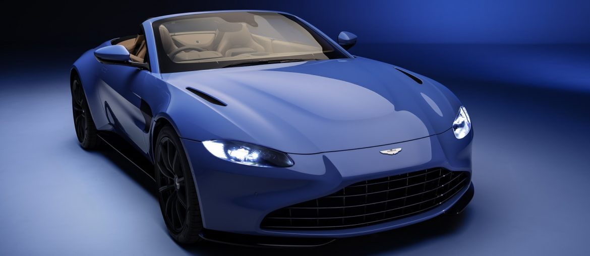 Vantage Roadster for uncompromising performance and pure emotions