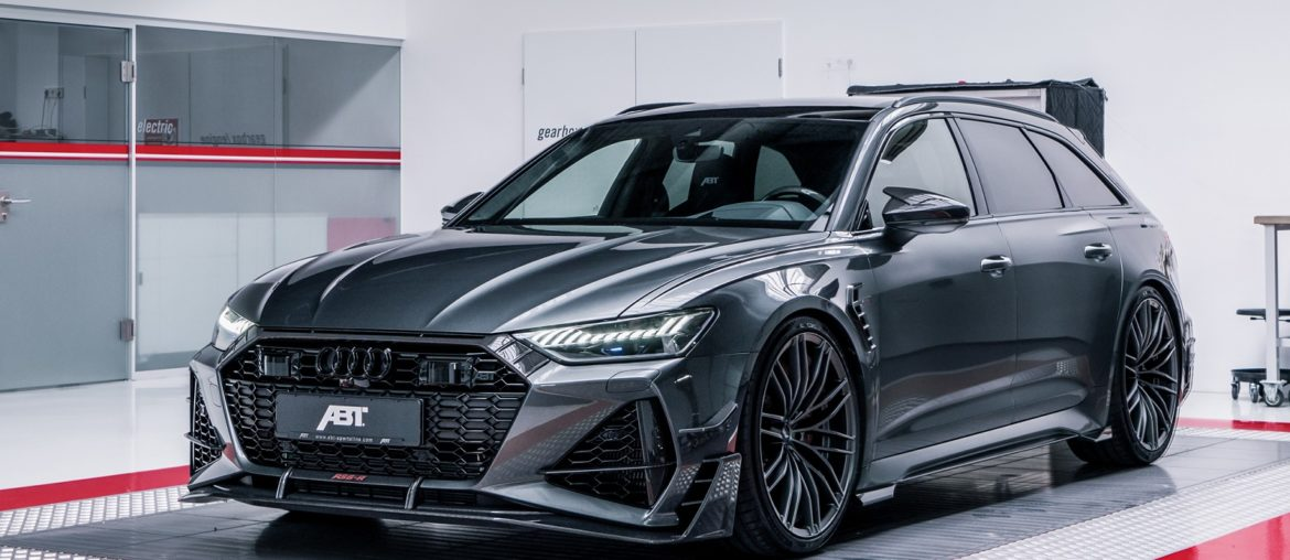 ABT RS6-R: The new legend is born