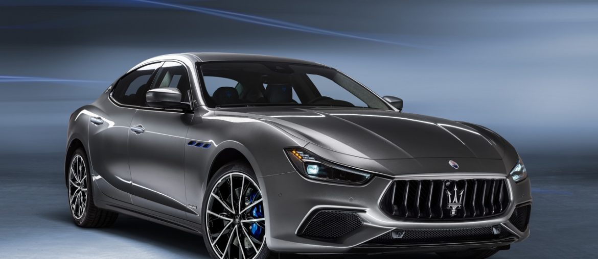 New Ghibli Hybrid: the first electrified vehicle in Maserati's history