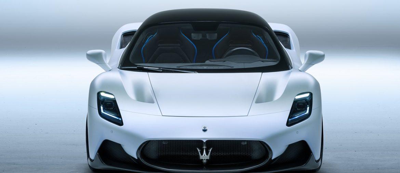 Maserati MC20: The new Era for audacious