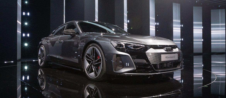World Premiere: The Audi e-tron GT – electric, sporty, and progressive