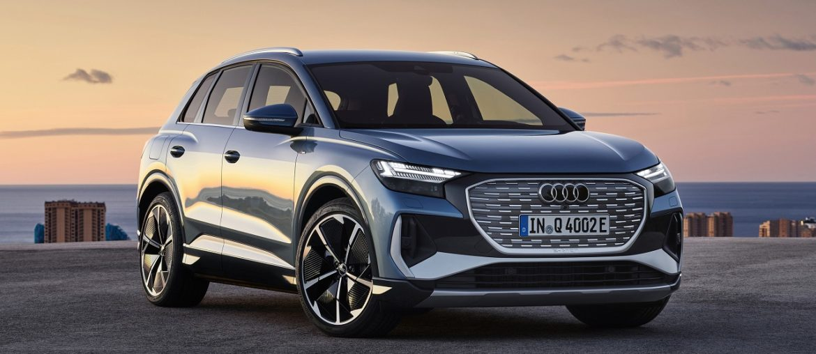 The Audi Q4 e-tron: all the details of the next chapter of the electric evolution