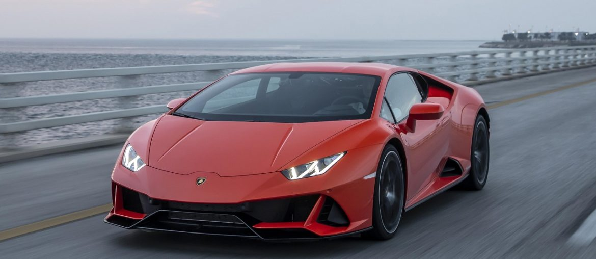 Lamborghini is first to incorporate comprehensive in-car control by Amazon Alexa