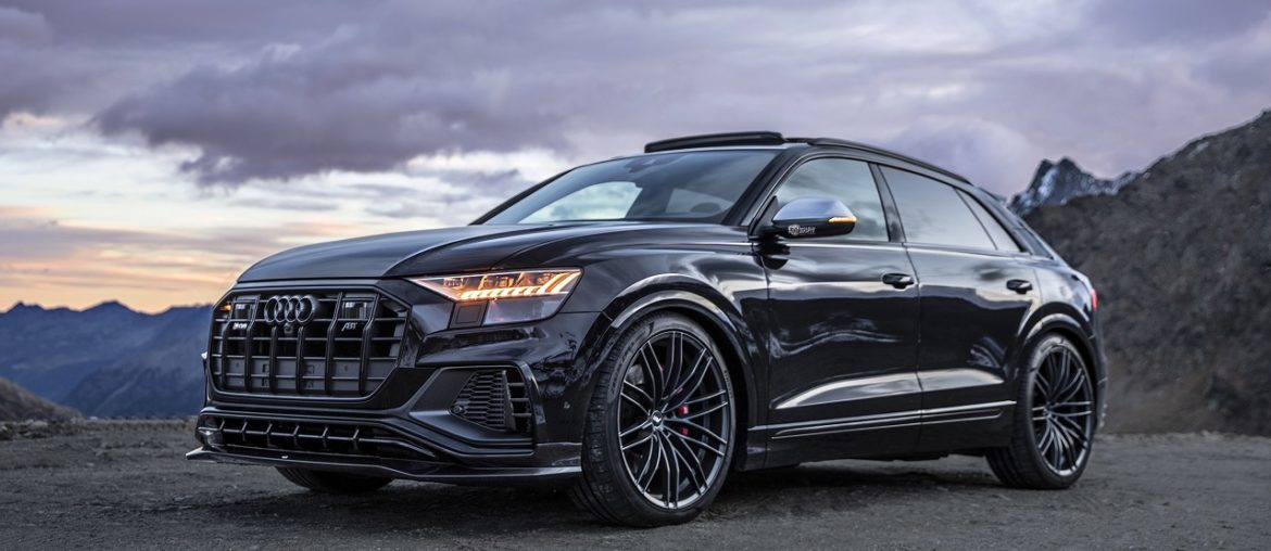 ABT transformed the sporty SQ8 into a supercar with 650 KM