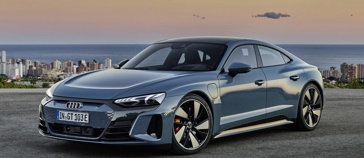 The Audi e-tron GT is now available in numerous markets