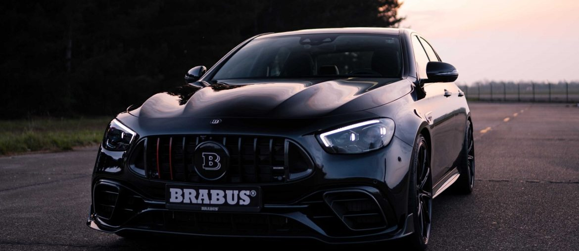 A Wolf in Sheeps Clothing – Brabus 800