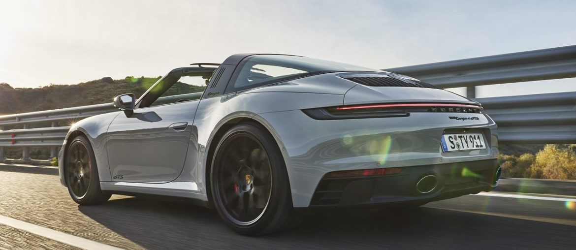 The new 911 GTS models: five more distinctive and dynamic variants